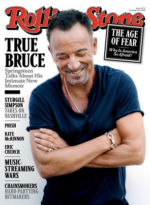 Rolling Stone, 05 octobre 2016