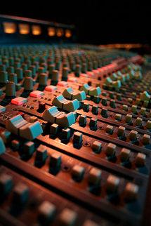 Les sessions d'enregistrement
