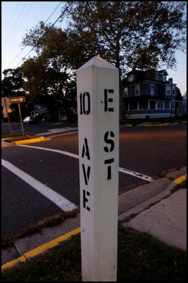 THE E STREET SHUFFLE