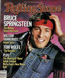 Rolling Stone, 06 décembre 1984