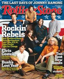 Rolling Stone, 22 septembre 2004