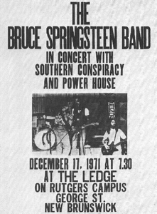 The Bruce Springsteen Band