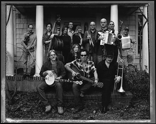 The Seeger Sessions Band