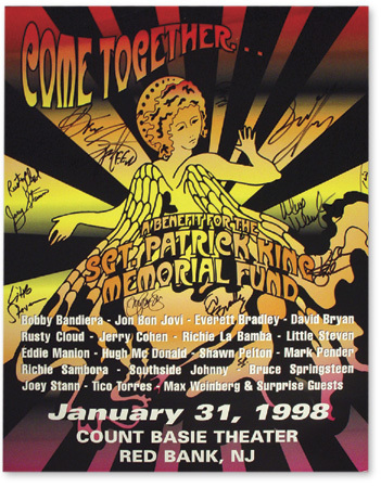 31 janvier 1998, Red Bank, NJ