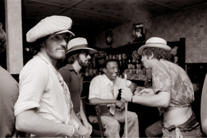 Lee Dorsey at his Ya Ya Lounge, North Villere Street.jpg
